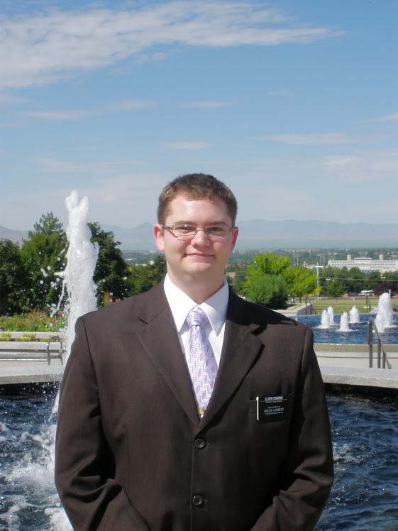Elder Jeffrey Edmons