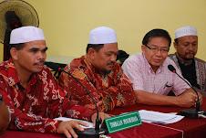 Sidang media PAS Pahang  bersama PR tuntut pinda OSA