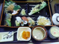 台中市水車日本料理特上定食