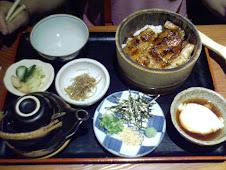 林森北路七條通內濱松e鰻魚3吃套餐