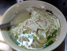 基隆廟口廣東細湯麵