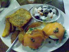 敦化南路貳樓咖啡餐廳的套餐A