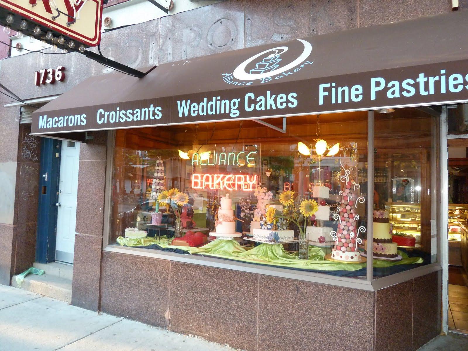 Alliance Bakery Cake Prices