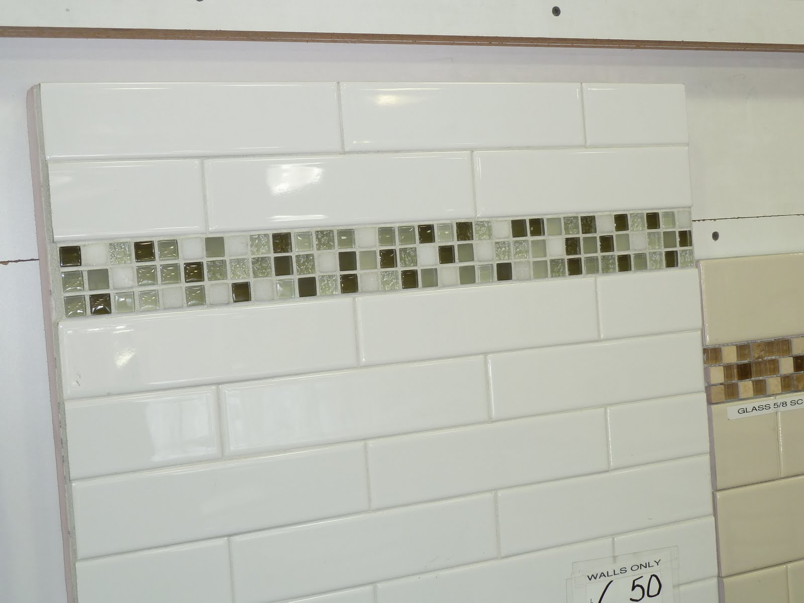 WHITE SUBWAY TILE BATHROOMS | BATHROOM TILE