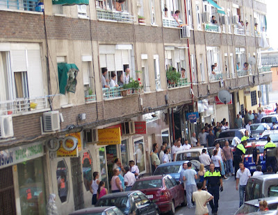 Peores barrios de madrid p gina 8 forocoches - Oficina de extranjeria avenida de los poblados ...