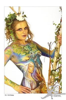 Best of Airbrush World Body Painting Festival