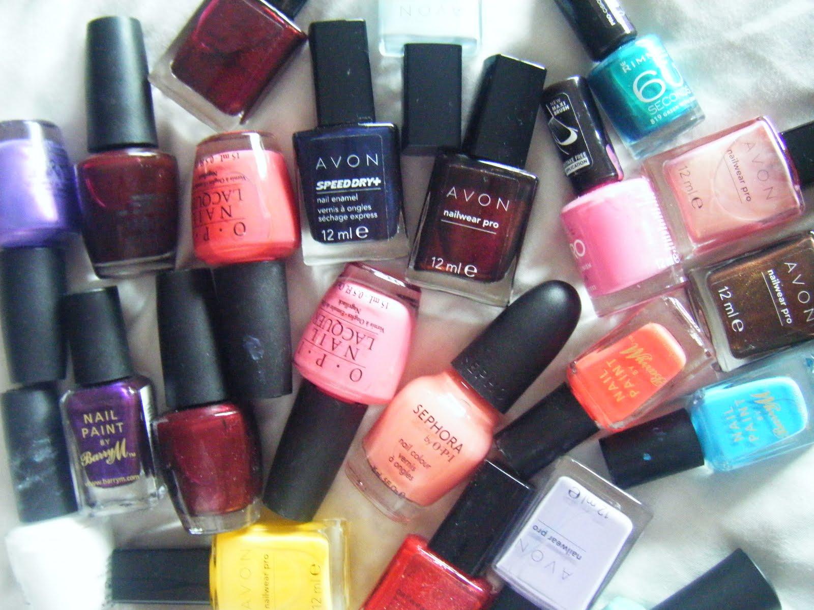 makeupbysaz: funky nails!!!!!!