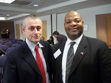 Honorable Dr. Solomon Passey, Former Chair of U.N. Security Council & Dr. C. P. Gause
