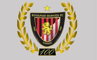 100 años Budapest Honved