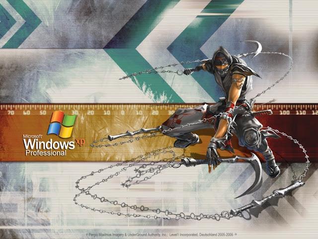 Ninja Windows XP