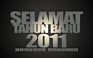 Gambar: Selamat Tahun Baru 2011