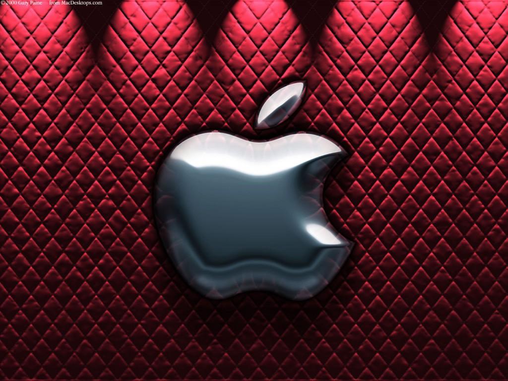 Red Mac Wallpaper