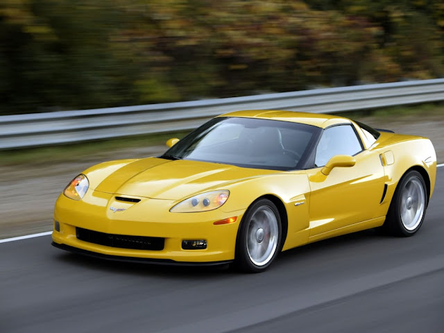 Chevrolet Corvette Z06 Preview