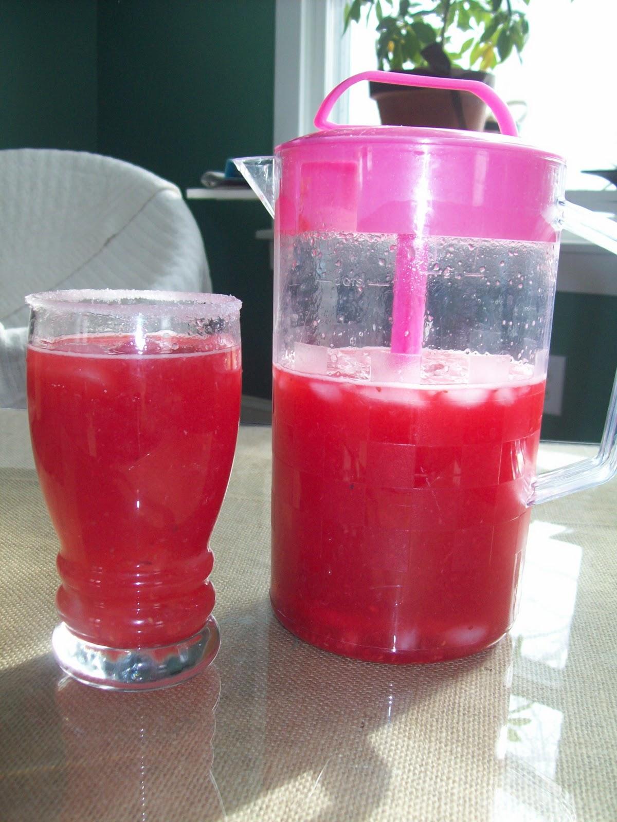 ... style and good design: Recipe: Cheesecake Factory Raspberry Lemonade