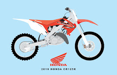 2010 HONDA CR125R