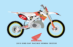 2010 ONE-DAY RACING HONDA CR50R