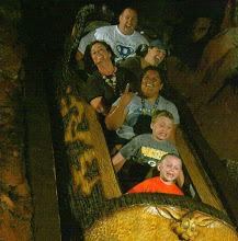 Fam on Splash Mountain