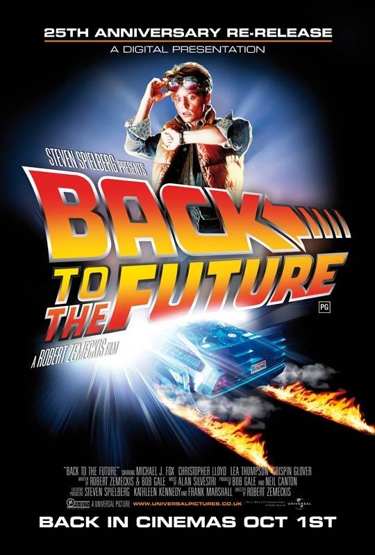 Volver al Futuro (Remake) 2010