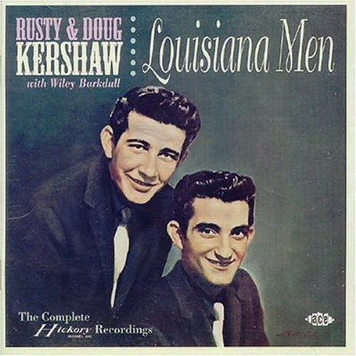 Rusty & Doug Kershaw - So Lovely Baby / Why Cry For You