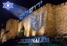 Oremos pela paz de Jerusalem