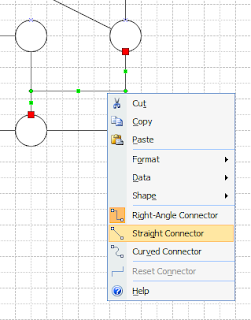 how to draw straight line in word