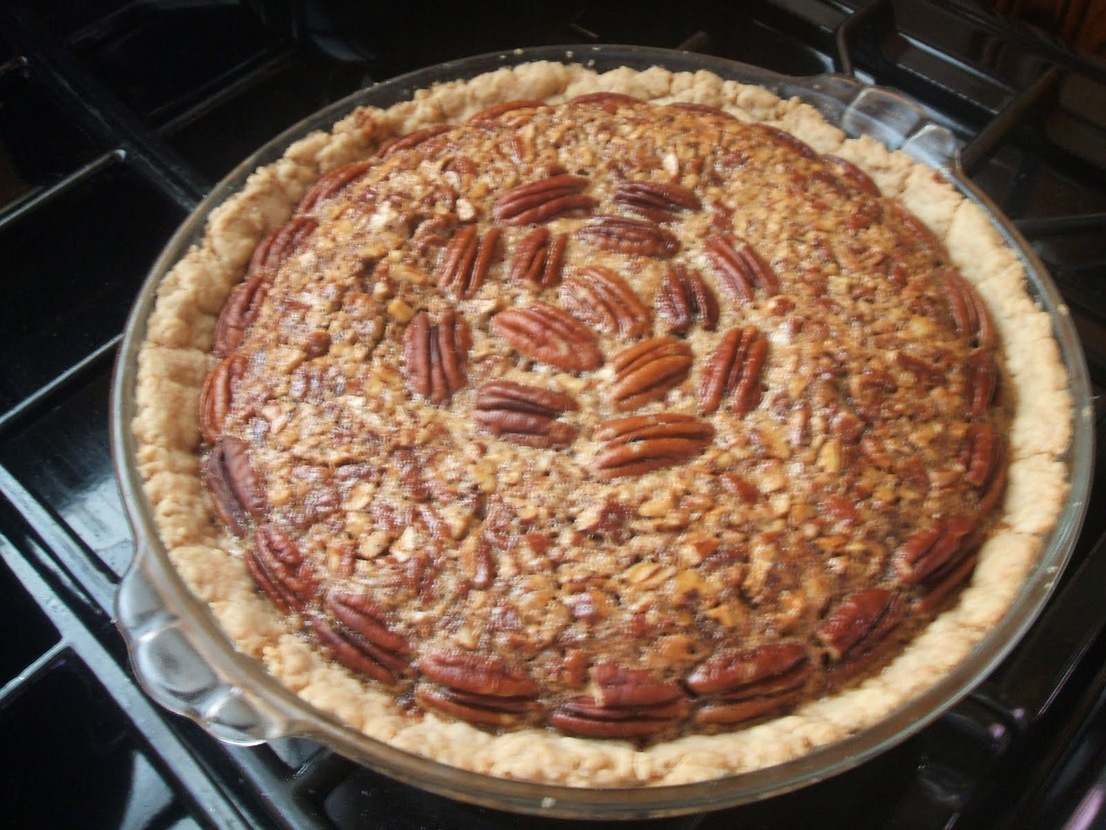 Sherry Starts Cooking: Browned Butter Pecan Pie