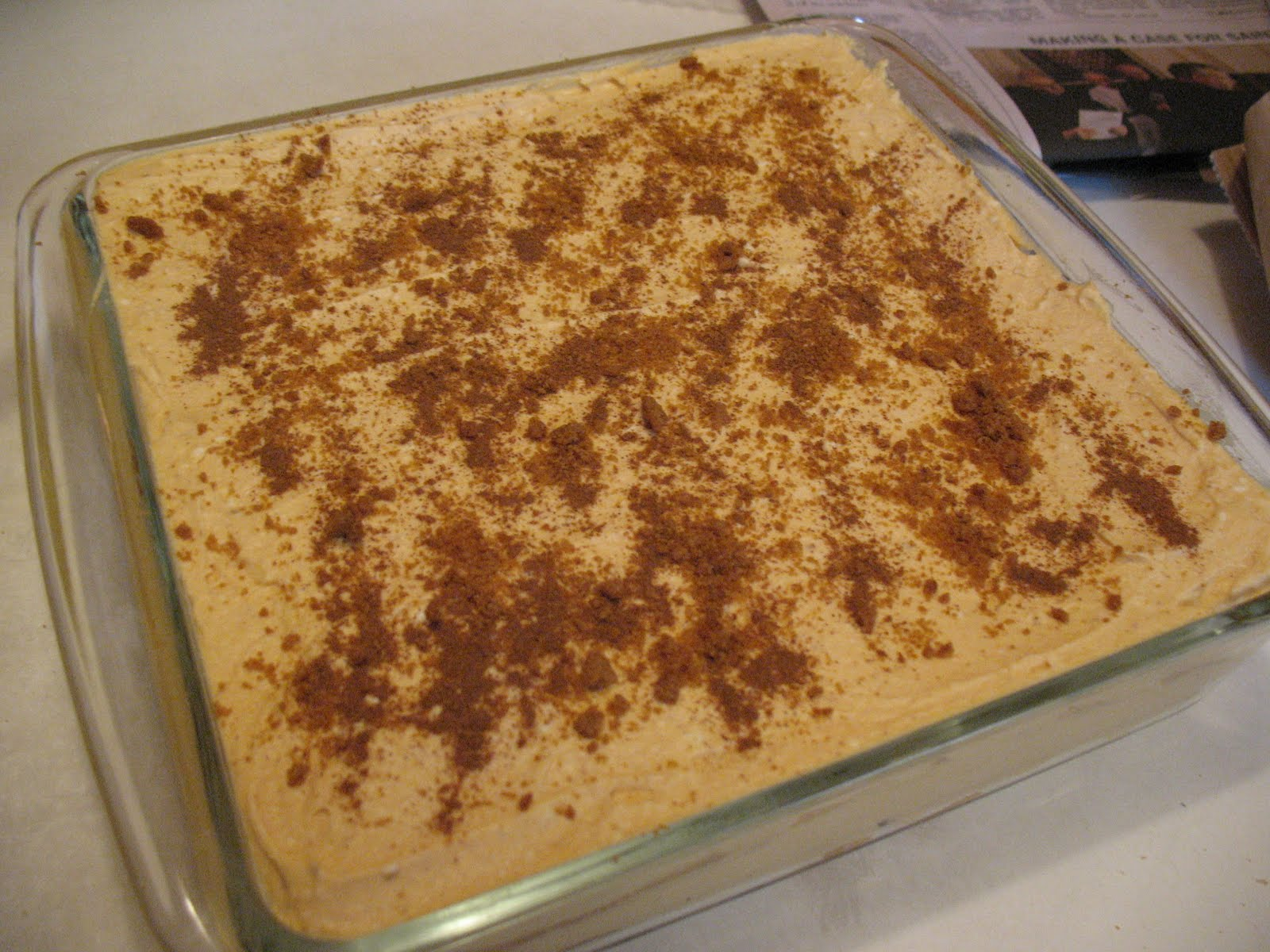 Super-Simple Pumpkin Tiramisu Recipes — Dishmaps