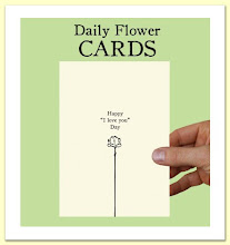 the daily flower cards