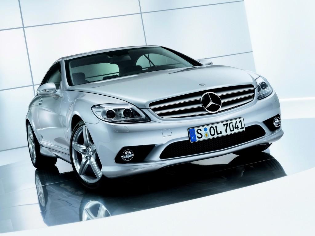 Mercedes-Benz CL-Class 2010