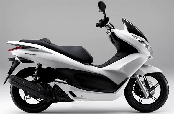 Best Choice  Scooter Honda PCX Masih Mahal