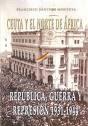REPUBLICA, GUERRA Y REPRESIÓN 1931- 1944 POR FRANCISCO SÁNCHEZ MONTOYA