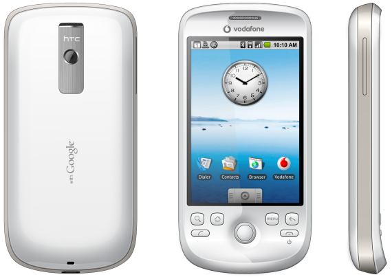 HTC myTouch 3G User Manual