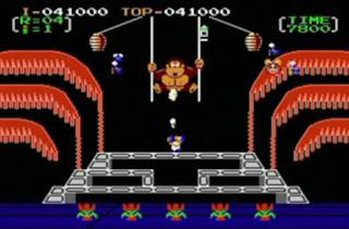 Donkey Kong 3, Resigned Gamer, #1
