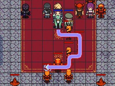 Rondo of swords, nintendo DS, resigned gamer