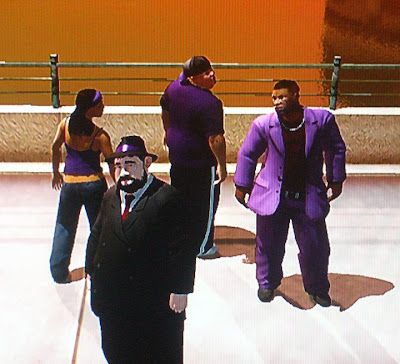 rabbi gatstein, saints row