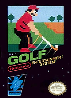 nes golf, resigned gamer