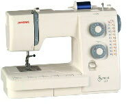 mine symaskiner:)