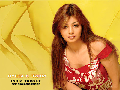 Bollywood Hot Actress: Ayesha Takia