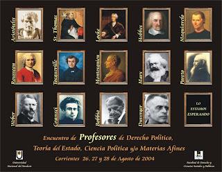 DERECHO POLITICO: Congresos Nacionales de Derecho Político ...
