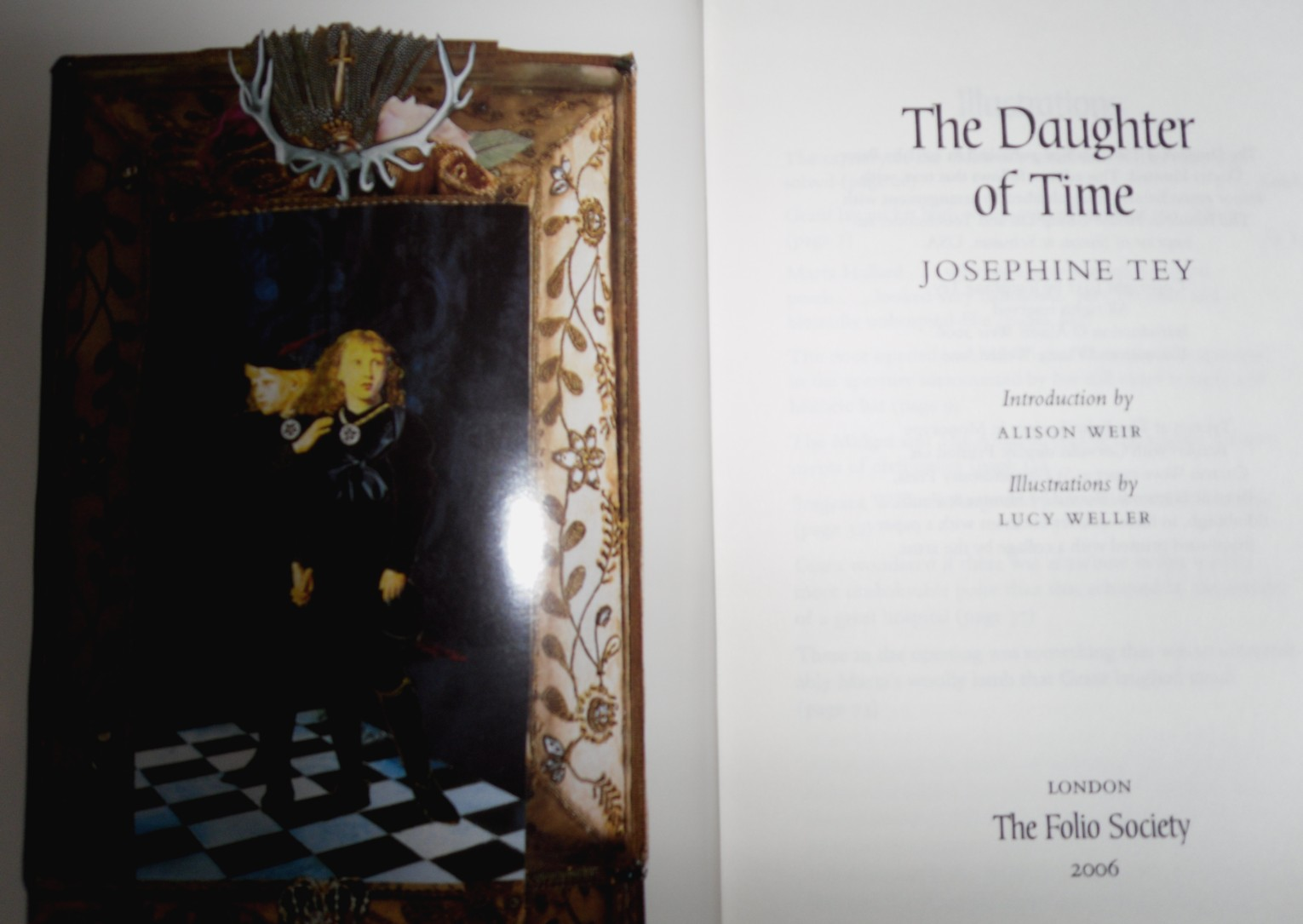 Of Course, The Daughter Of Time Is Fiction It Was Published In 1952 &  Research Has Uncovered A Lot Morermation About The Period Since Then