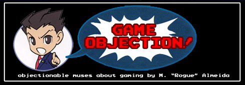 Game Objection! - Rogue's Games