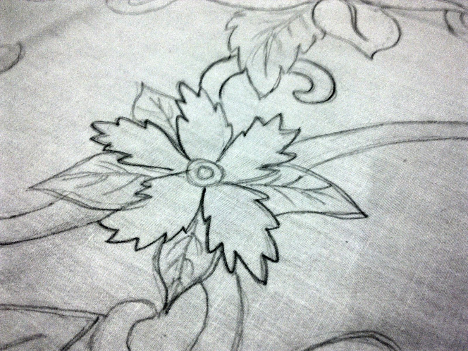 Top Sketsa Batik Wallpaper Cool Hd Gambartopcom