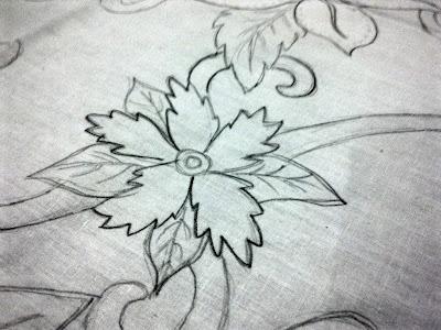 Stupidisious Blog!: Sketch of Batik (Masterpiece)