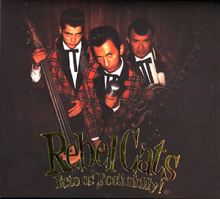 Ray Campi - The Rollin' Rock Recordings Vol.1