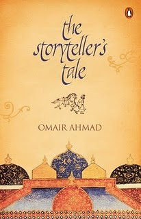 book cover The storyteller's tale Omair Ahmad