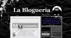 La Blogueria Blogger Design