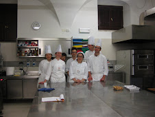 Class with Chef Giancarlo Rossi