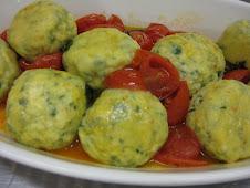 Ravioli Gnudi - Traditional