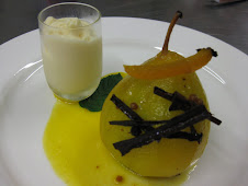 Pear cooked Sotto Vuoto
