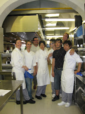 Chef Gianluca and Alesandro with Class